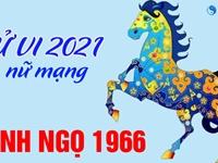 Xem tử vi 2021 tuổi Bính Ngọ sinh năm 1966 - Nữ mạng