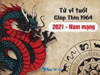 Xem tử vi 2021 tuổi Giáp Thìn sinh năm 1964 - Nam mạng
