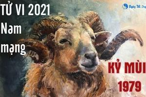 Xem tử vi 2021 tuổi Kỷ Mùi sinh năm 1979 - Nam mạng