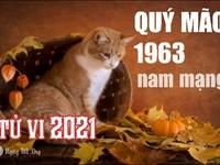 Xem tử vi 2021 tuổi Quý Mão sinh năm 1963 - Nam mạng