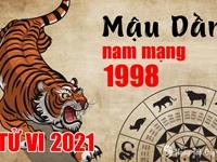 Xem tử vi tuổi Mậu Dần 2021 - Nam mạng
